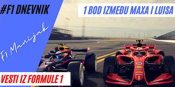 F1 Dnevnik