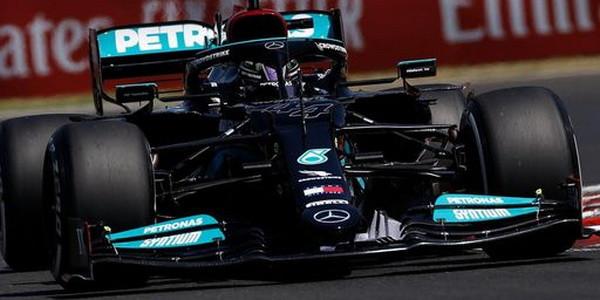 Hamilton najbrži na kvalifikacijama u Mađarskoj
