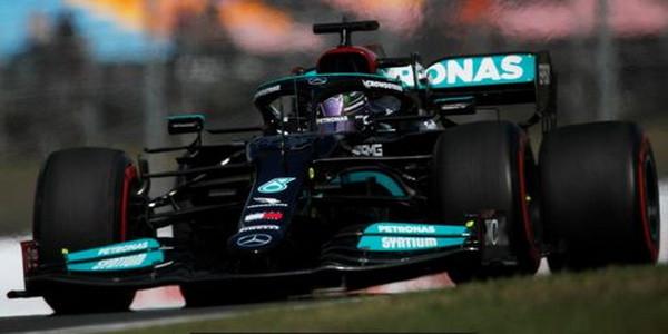 Hamilton najbrži i na 2. treningu