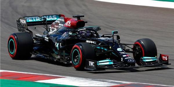 Hamilton najbrži na 2. treningu