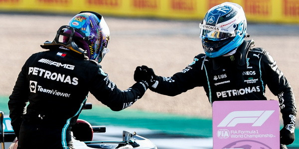 Hamilton najbrži u kvalifikacijama