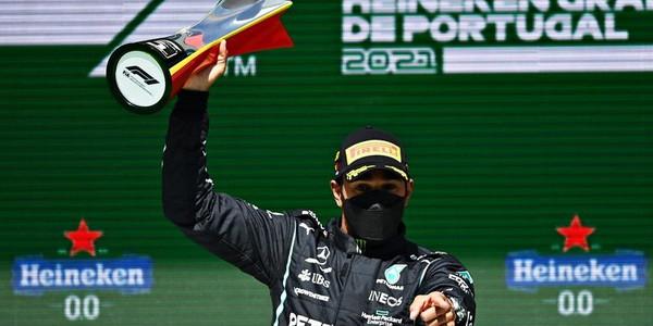 Hamilton pobednik Velike nagrade Portugalije