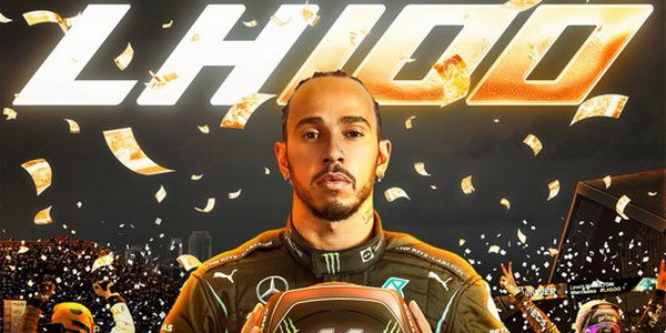Hamilton pobednik Velike nagrade Rusije