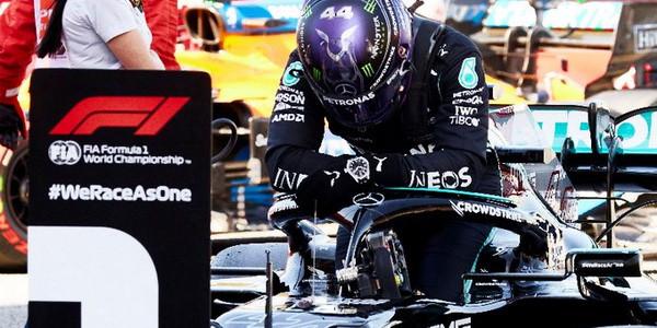 Hamilton pobednik Velike nagrade Španije