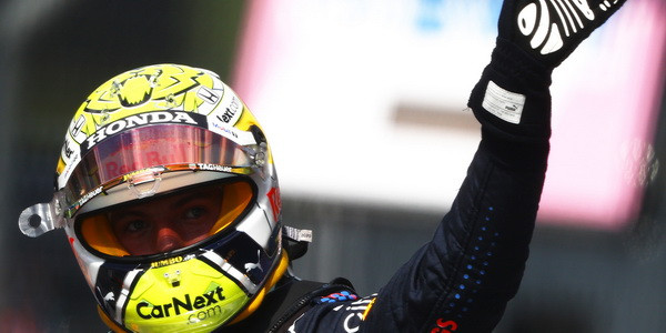 Maks Ferstapen pobednik Velike nagrade Austrije
