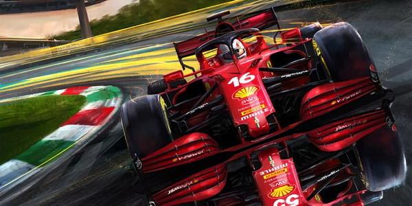Najava: Velika nagrada Italije