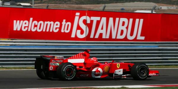 Najava: Velika nagrada Turske