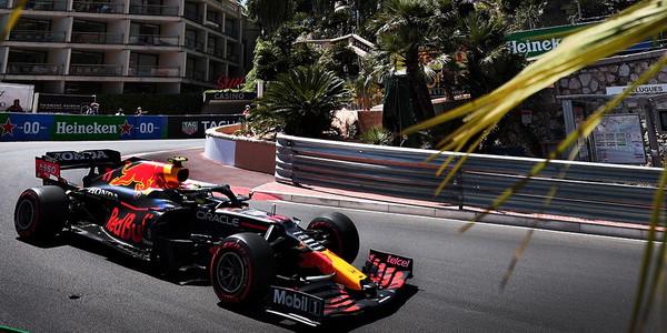 Perez najbrži na 1. treningu u Monaku